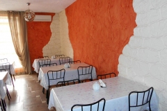 Ресторан со шведским столом